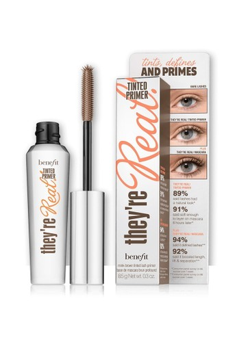 Benefit brown Benefit They're Real! Tinted Eyelash Primer 4BE18BE19B5828GS_1