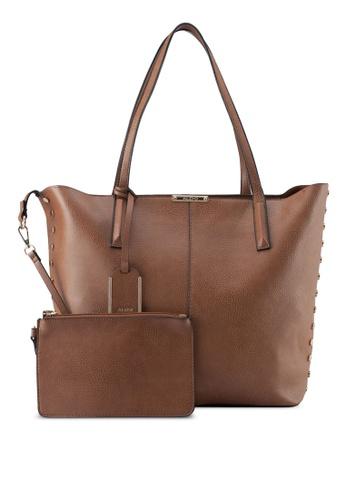 ALDO brown Romeu Handbag C056EAC1FF0312GS_1