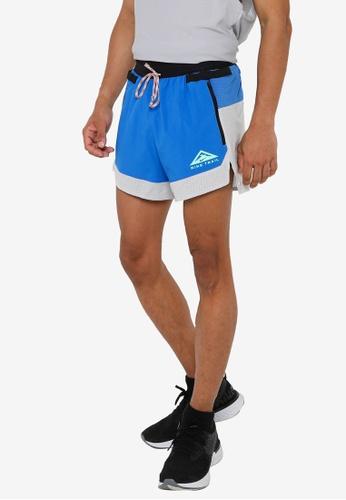 Nike blue Flex Stride Trail Shorts 2C958AA7B3CE46GS_1