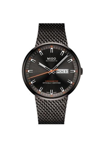 Mido black MIDO - COMMANDER - M031.631.33.061.00 63CAEAC42E6E74GS_1