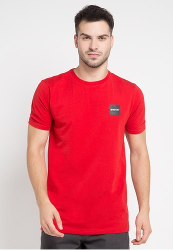 MOUTLEY red Men Tshirt 1912 MO264AA0VN77ID_1