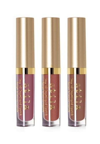 Stila Stila In The Nude Stay All Day Liquid Lipstick Set F322DBEBF83352GS_1