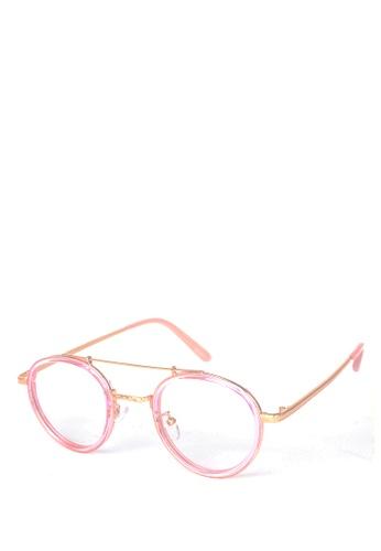 Kimberley Eyewear pink The Goonies Glasses KI426GL90ECFPH_1