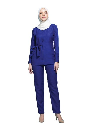 IVANY SUIT ROYAL BLUE from Gaffronasir in blue_1