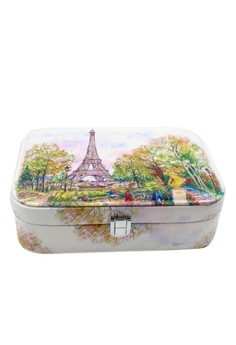 Fashionable Printed Jewelry box JBPS-LP-07