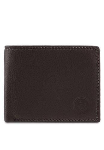 Swiss Polo brown Swiss Polo Genuine Leather Wallet 8BCB4AC9B6F068GS_1