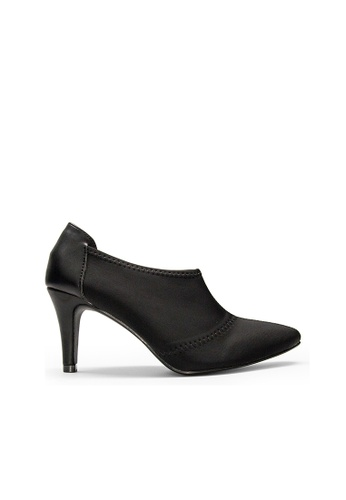 SEMBONIA black SEMBONIA Textile Boot Shoe (Black) 6EB60SHBABF90DGS_1