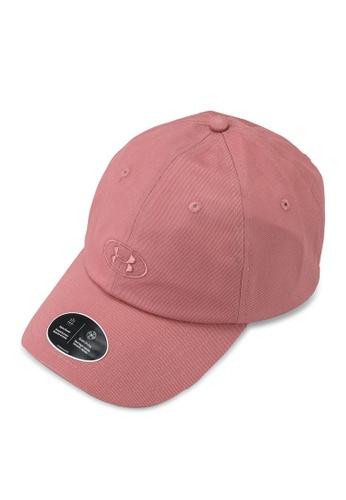 Under Armour pink UA Essentials Hat 01803AC45EF42BGS_1