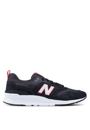 New Balance black 997H Lifestyle Shoes 64C40SH30F523CGS_1