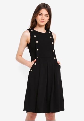 Megane black Essential Janessa Dress 4880BAA9A6B8BBGS_1