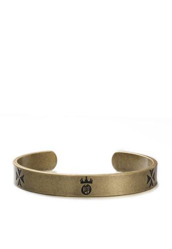 HAPPY FRIDAYS Vintage Viking Battle Bracelet DWS0474-1 678FBAC4C360B1GS_1