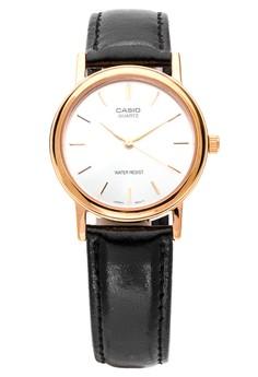 Strap Fashion Watch MTP-1095Q-7AD