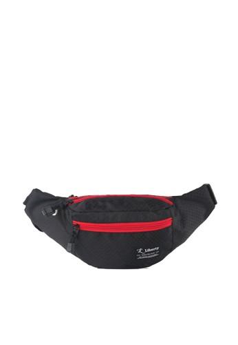 Sogno black Waist Bag Montero MR 759 466A4AC146C14FGS_1