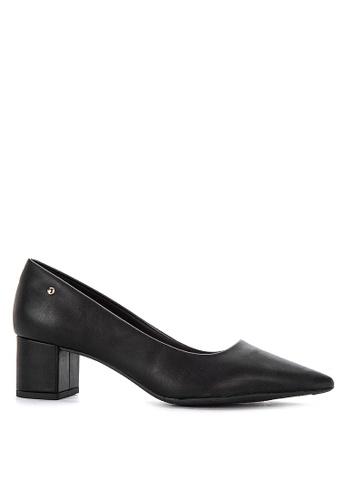 G&G black Medium heeled closed shoes A8131SHD00E199GS_1