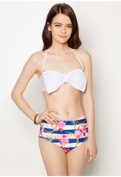 Brittany High-Waist Bikini Set