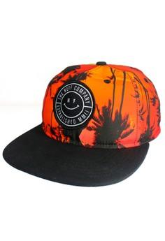 Neff Sunset Cap Orange