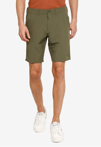 Abercrombie & Fitch green Traveler Shorts 6170FAAA9BFBDDGS_1
