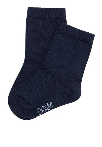 Du Pareil Au Même (DPAM) navy Navy Socks D5288KA9A5ABE8GS_1