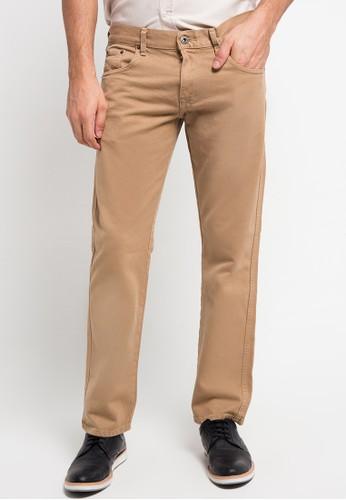 EDWIN brown Celana Jeans Panjang ED179AA0VD5VID_1