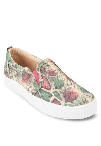 Calipso 迷彩懶人鞋, 女鞋esprit hk, 鞋