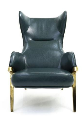 Choice Furniture green Choice Furniture - Pietro Chair 1F600HL7457DA4GS_1