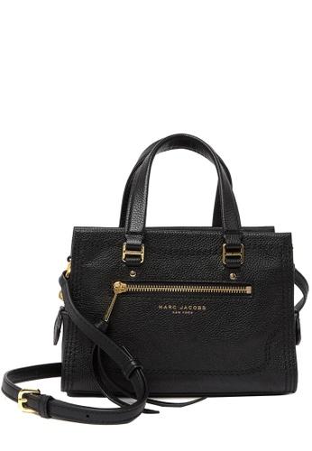 MARC JACOBS black Marc Jacobs Mini Cruiser Satchel Bag in Black 4A5D9ACDAC43A2GS_1