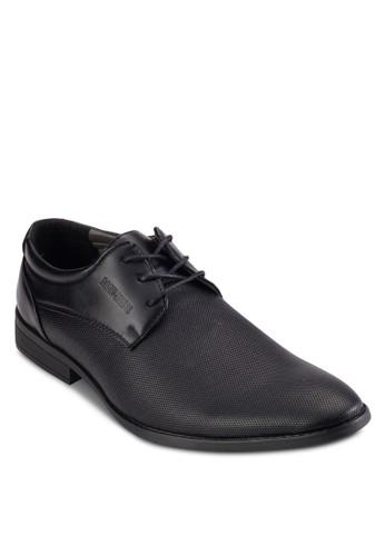 三眼繫帶商務仿皮鞋, esprit 澳門鞋, 鞋