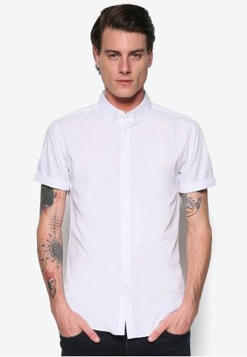 素色短袖襯衫, 服飾esprit hk, 襯衫