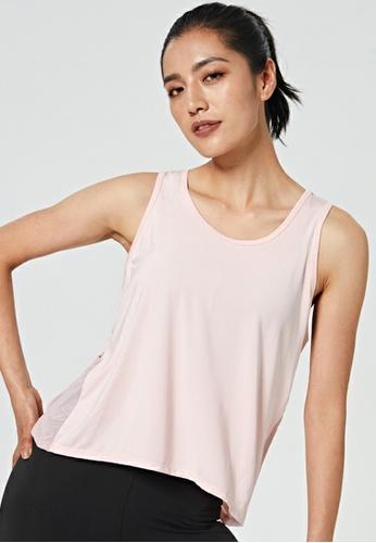 HAPPY FRIDAYS Women's Mesh Running Tank DK-TX09 3C427AA0393E3EGS_1