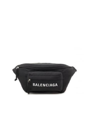 BALENCIAGA black BALENCIAGA BELT PACK F29F5ACC52CEC7GS_1