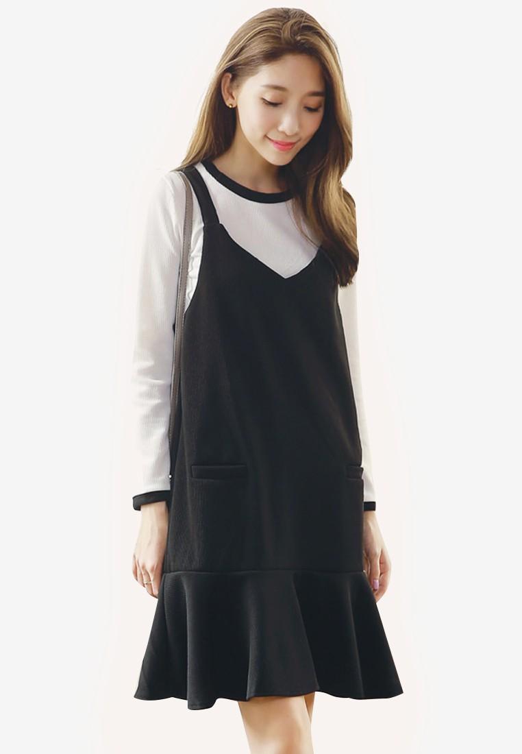 Miss Elite Dress Combo