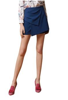 【ZALORA】 OUWEY歐薇 都會簡約百搭褲裙