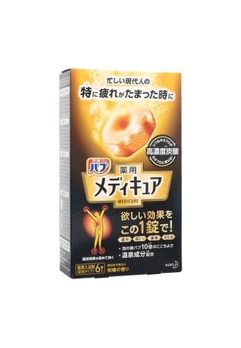 KAO KAO Medicure Spa Powder (Citrus) 70g 6pcs/ box (Orange) (KAO-358684) 9F6DDBEBEDC029GS_1