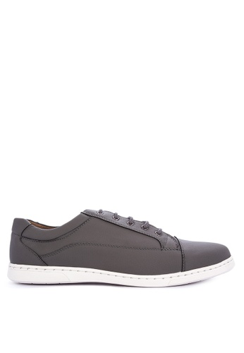 Preview grey Lace Up Sneakers D7C2ESH45259DAGS_1