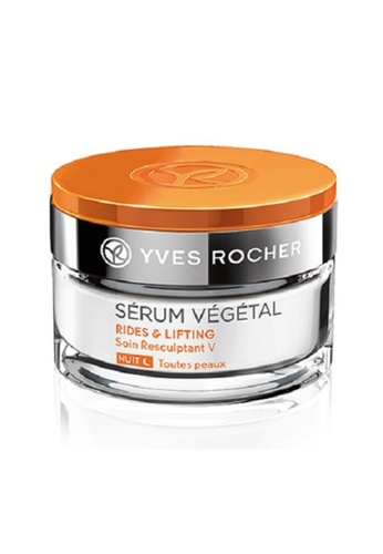 Yves Rocher Yves Rocher Serum Vegetal Wrinkles & Lifting - V shaping Care Night 50ml YV348BE0RW2LMY_1