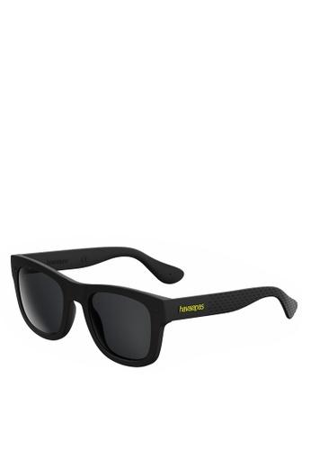 Havaianas black PARATY/L Sunglasses E7E58GLE7EE4BBGS_1