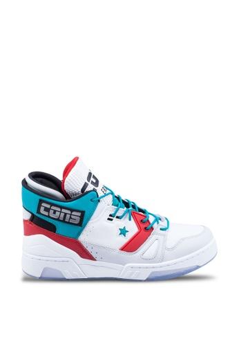 Converse white ERX 260 Space Racer Mid Sneakers F3261SHC734E2BGS_1