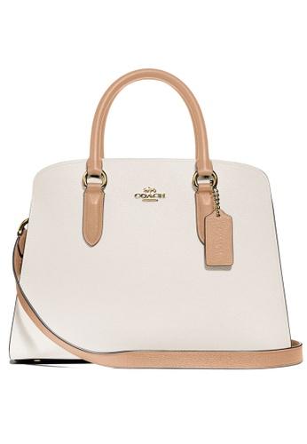 Coach white Channing Carryall Bag (cv) ACB37AC9474CD7GS_1