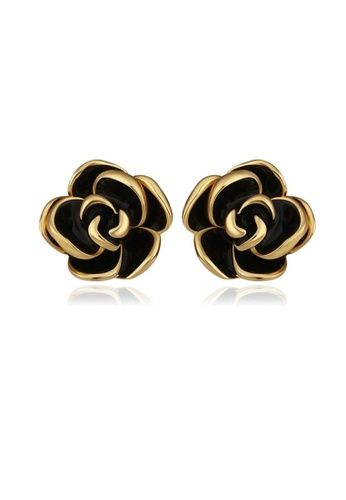 ADORA gold Flower Earrings 3FB0EAC7220E3DGS_1