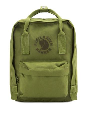 Fjallraven Kanken green Spring Green Re-Kanken Mini Backpack FJ382AC83ZNSMY_1