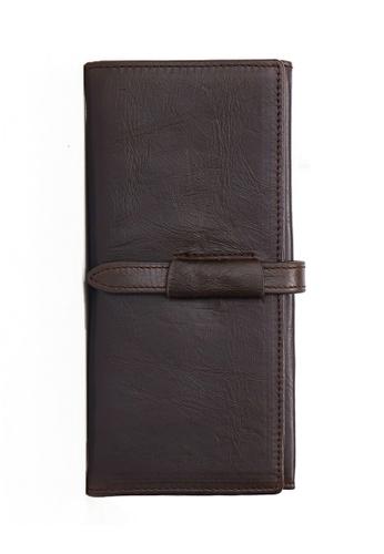 Twenty Eight Shoes Handmade Vintage Leather Wallet 9308 C9189ACEA3A5C4GS_1