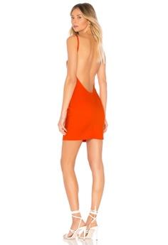 0a909ff0303 by the way red Petra Backless Mini Dress(Revolve) F215CAA4459B5FGS 1