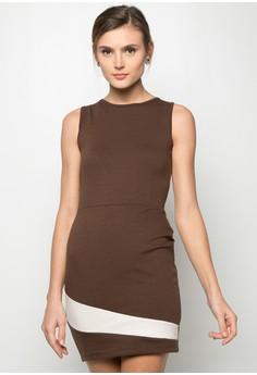 Beatriz Combi Bodycon Dress