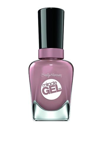 Sally Hansen pink Miracle Gel in Love Me Lilac SA454BE0JRG3PH_1