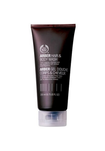 The Body Shop Arber Hair & Body Wash TH455BE61SZAMY_1