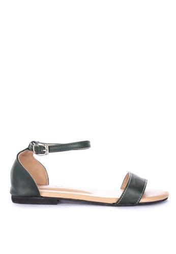 57b21494333 Shop Mishka Mindy Flat Sandals Online on ZALORA Philippines
