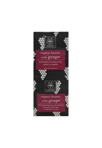 Apivita Apivita Anti-Wrinkle and Firming Mask with Grape 12x8ml 59375BE54C489AGS_1