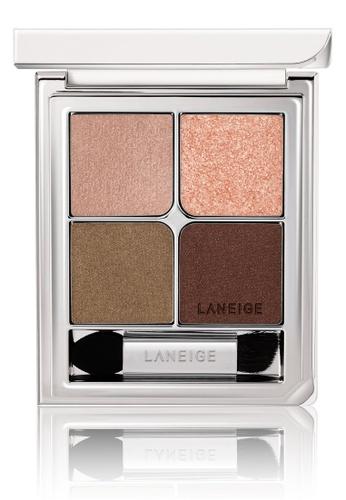 Laneige white Ideal Shadow Quad No.5 Pink Maroon LA945BE0RJIDMY_1