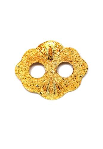 Paulini gold Brooch Sumatra (G) PA011AC76EGTMY_1