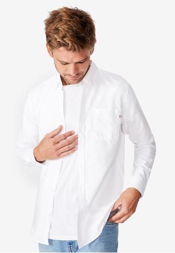 Cotton On white Brunswick Shirt 3 6D6D6AA5E72D43GS_1